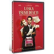 Láska všemi deseti - DVD - Film na DVD