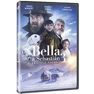Bella a Sebastian 3: Přátelé navždy - DVD - Film na DVD