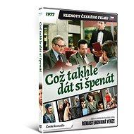 Což takhle dát si špenát - edice KLENOTY ČESKÉHO FILMU (remasterovaná verze) - DVD - Film na DVD