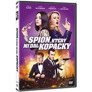Špión, který mi dal kopačky - DVD - Film na DVD