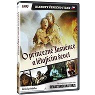 O princezně Jasněnce a létajícím ševci - edice KLENOTY ČESKÉHO FILMU (remasterovaná verze) - DVD - Film na DVD