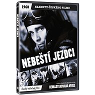 Heavenly Riders - CZECH FILM JEWELERY edition (remastered version) - DVD - DVD Movies