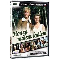 Honza málem králem - edice KLENOTY ČESKÉHO FILMU (remasterovaná verze) - DVD - Film na DVD
