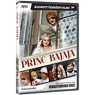 Princ Bajaja - edice KLENOTY ČESKÉHO FILMU (remasterovaná verze) - DVD - Film na DVD