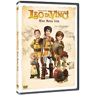 Leo da Vinci: Mise Mona Lisa - DVD