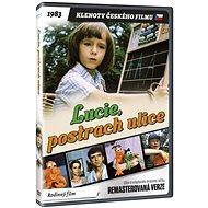 Lucie, postrach ulice - edice KLENOTY ČESKÉHO FILMU (remasterovaná verze) - DVD