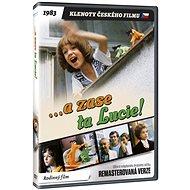 ...a zase ta Lucie! - edice KLENOTY ČESKÉHO FILMU (remasterovaná verze) - DVD - Film na DVD