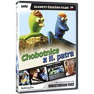 Film na DVD Chobotnice z II. patra - edice KLENOTY ČESKÉHO FILMU (remasterovaná verze) - DVD