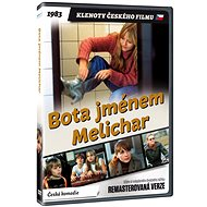 Bota jménem Melichar - edice KLENOTY ČESKÉHO FILMU (remasterovaná verze) - DVD