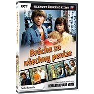 Brácha za všechny peníze - edice KLENOTY ČESKÉHO FILMU (remasterovaná verze) - DVD - Film na DVD