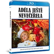 Film na Blu-ray Adéla ještě nevečeřela (DIGITÁLNĚ RESTAUROVANÝ FILM) - Blu-ray