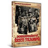 Dobrodružství šesti trampů (2DVD) - DVD - Film na DVD