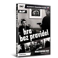 Hra bez pravidel - edice KLENOTY ČESKÉHO FILMU (remasterovaná verze) - DVD - Film na DVD