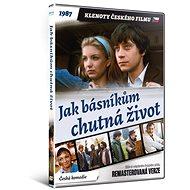 Jak básníkům chutná život - edice KLENOTY ČESKÉHO FILMU (remasterovaná verze) - DVD - Film na DVD