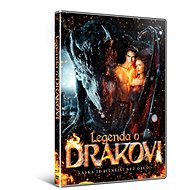 Legenda o drakovi - DVD - Film na DVD