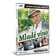 Mladé víno - edice KLENOTY ČESKÉHO FILMU (remasterovaná verze) - DVD - Film na DVD