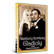 Námluvy komtesy Gladioly aneb Přistání ve skleníku - DVD - Film na DVD