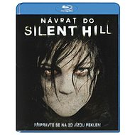 Návrat do Silent Hill 2D+3D (2BD) - Blu-ray - Film na Blu-ray