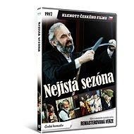 Nejistá sezóna - edice KLENOTY ČESKÉHO FILMU (remasterovaná verze) - DVD