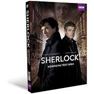 Sherlock - III. série: kolekce (3DVD) - DVD - Film na DVD