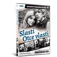 Slasti Otce vlasti - edice KLENOTY ČESKÉHO FILMU (remasterovaná verze) - DVD - Film na DVD