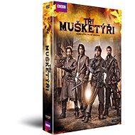 Tři mušketýři - Kompletní I. sezóna (4DVD) - Film na DVD