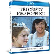Tři oříšky pro Popelku (DIGITÁLNĚ RESTAUROVANÝ FILM) - Blu-ray - Film na Blu-ray