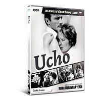 Ucho - edice KLENOTY ČESKÉHO FILMU (remasterovaná verze) - DVD