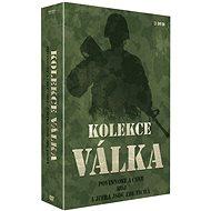 Kolekce Válečné filmy (3DVD): Povinnost a čest + Boj + A jitra jsou zde tichá - DVD - Film na DVD