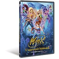 Winx Club: V tajemných hlubinách - DVD - Film na DVD