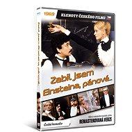 Zabil jsem Einsteina, pánové... - edice KLENOTY ČESKÉHO FILMU (remasterovaná verze) - DVD - Film na DVD