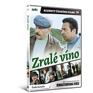 Zralé víno - edice KLENOTY ČESKÉHO FILMU (remasterovaná verze) - DVD - Film na DVD