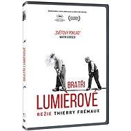 Bratři Lumiérové - DVD - Film na DVD