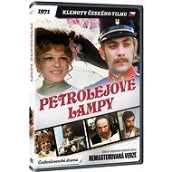 Kerosene lamps - CZECH FILM JEWELERY edition (remastered version) - DVD - DVD Movies