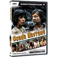 Osada Havranů - edice KLENOTY ČESKÉHO FILMU (remasterovaná verze) - DVD - Film na DVD