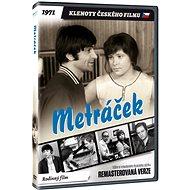 Metráček - edice KLENOTY ČESKÉHO FILMU (remasterovaná verze) - DVD - Film na DVD