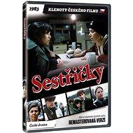 Sestřičky - edice KLENOTY ČESKÉHO FILMU (remasterovaná verze) - DVD - Film na DVD