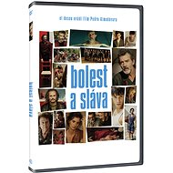 Bolest a sláva - DVD - Film na DVD