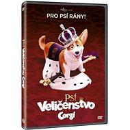 Psí veličenstvo Corgi - DVD - Film na DVD