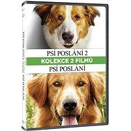 Psí poslání 1+2 (2DVD) - DVD - Film na DVD