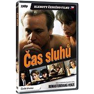 Čas sluhů - edice KLENOTY ČESKÉHO FILMU (remasterovaná verze) - DVD - Film na DVD