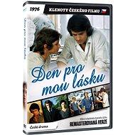 Den pro mou lásku - edice KLENOTY ČESKÉHO FILMU (remasterovaná verze) - DVD - Film na DVD