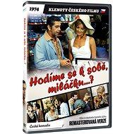 Hodíme se k sobě, miláčku...? - edice KLENOTY ČESKÉHO FILMU (remasterovaná verze) - DVD - Film na DVD