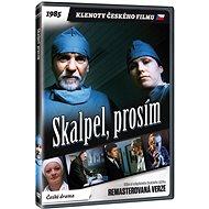 Skalpel, prosím - edice KLENOTY ČESKÉHO FILMU (remasterovaná verze) - DVD - Film na DVD