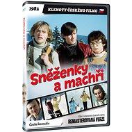 Sněženky a machři - edice KLENOTY ČESKÉHO FILMU (remasterovaná verze) - DVD - Film na DVD
