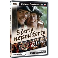 Film na DVD S čerty nejsou žerty - edice KLENOTY ČESKÉHO FILMU (remasterovaná verze) - DVD