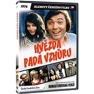 Hvězda padá vzhůru - edice KLENOTY ČESKÉHO FILMU (remasterovaná verze) - DVD - Film na DVD