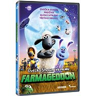 Shaun the Sheep in the Movie: Farmageddon - DVD - DVD Movies