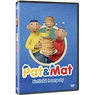 Pat a Mat: Kutilské trampoty - DVD - Film na DVD