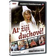 Ať žijí duchové! - edice KLENOTY ČESKÉHO FILMU (remasterovaná verze) - DVD - Film na DVD